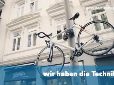 Seguro de bicicletas propuesto por la tienda alemana Conrad