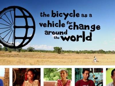 """Imagen de portada web de la película """"With My Own Two Wheels"""""""