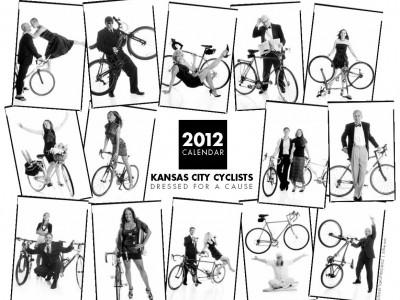 2012 Kansas City Cyclists Calendar